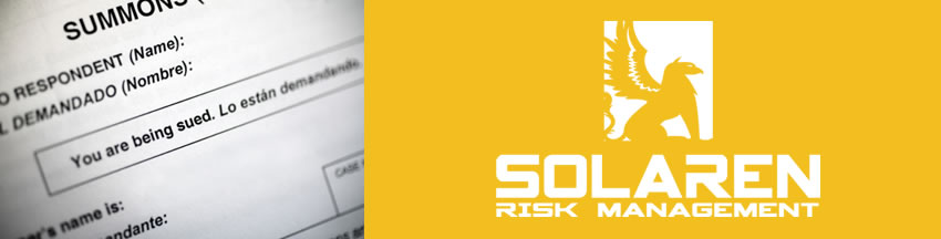Solaren Risk Management Process Service