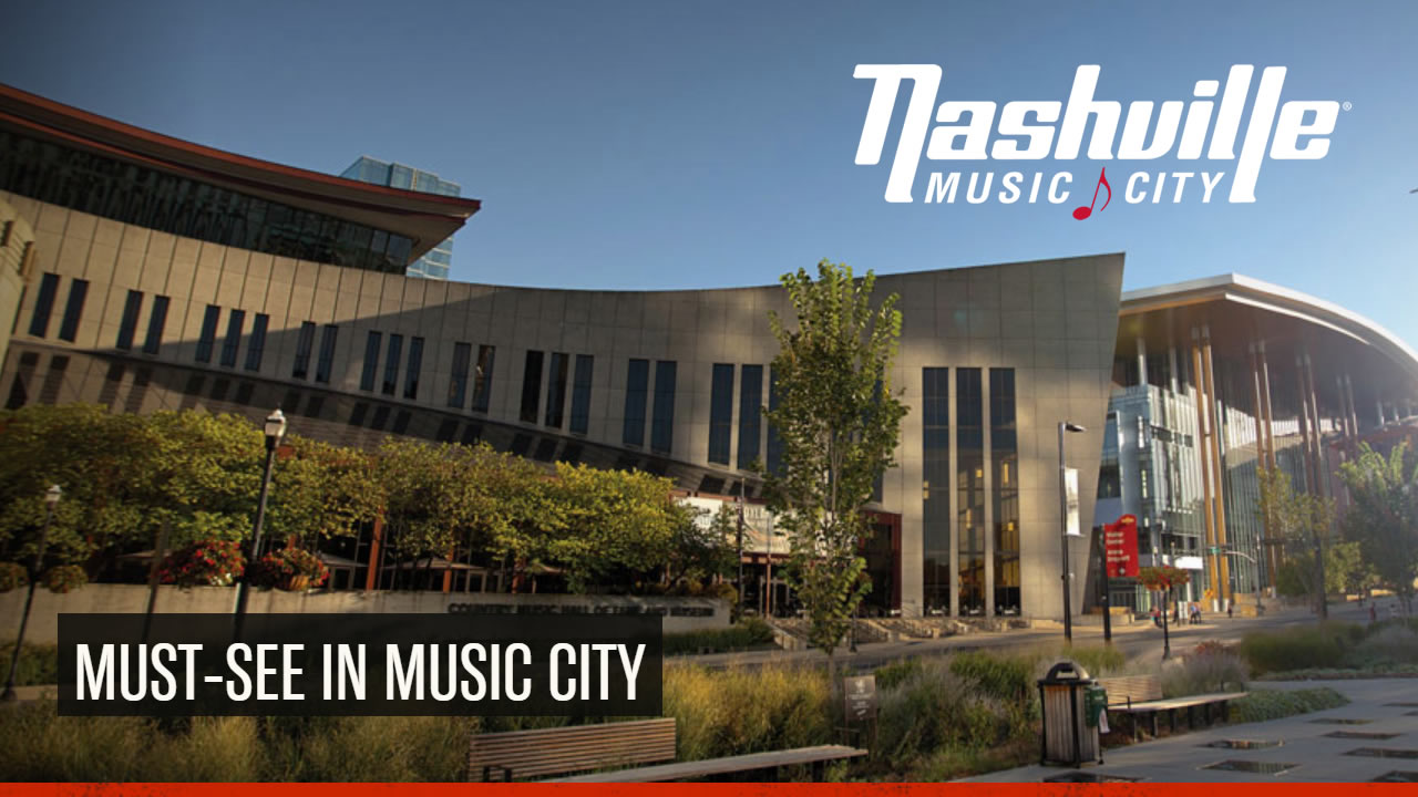 Visit Music City Nashville TN, Things to do while visiting