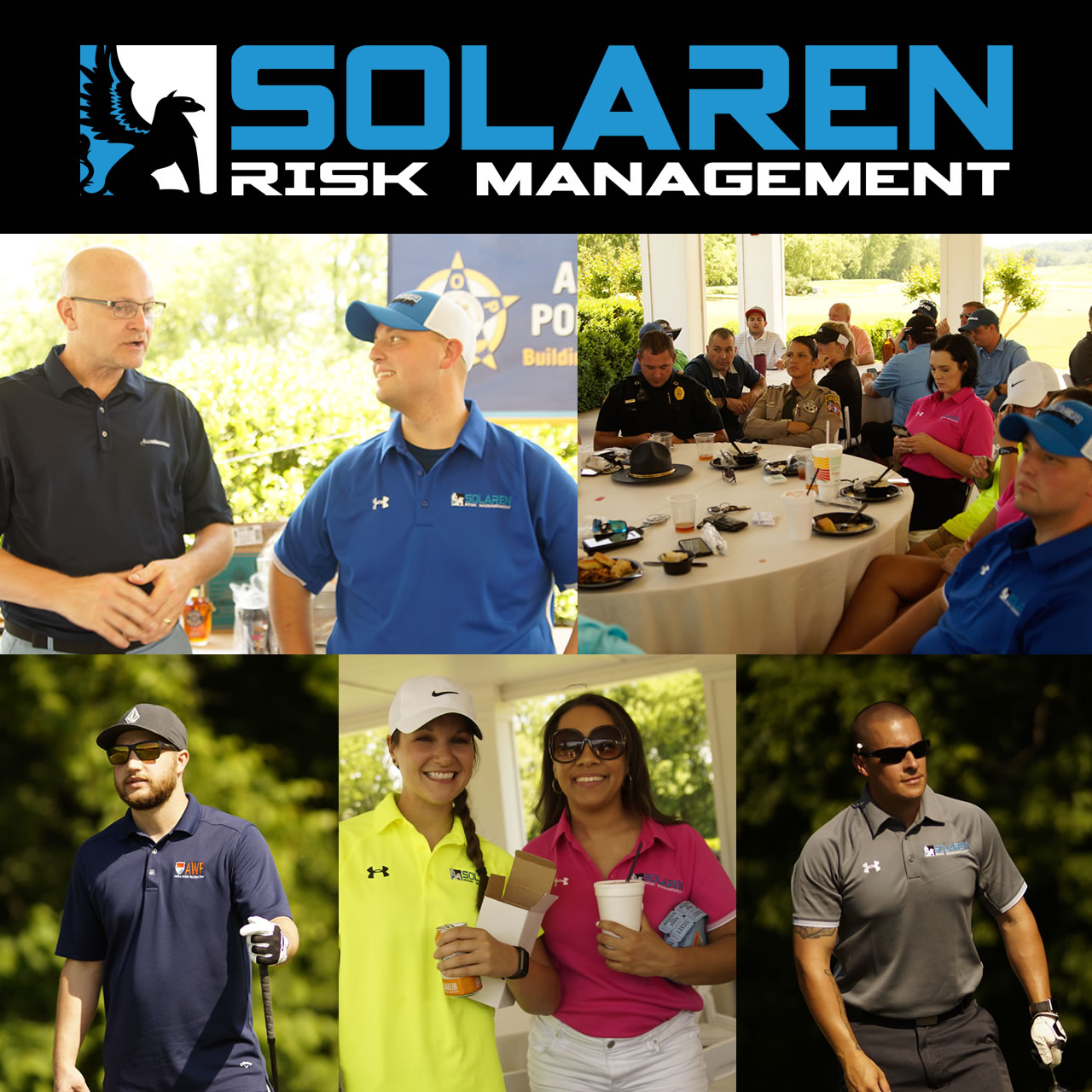 Solaren Risk Management was Title Sponsor for the 2019 ASIS Middle Tennessee Charity Golf Tournament