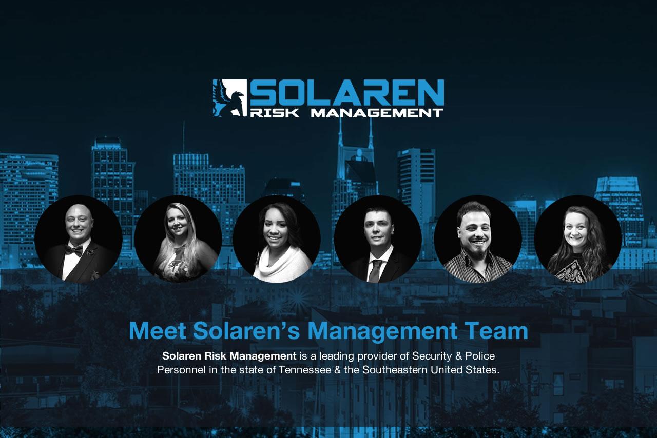 Solaren's Security Division