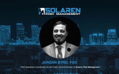 Announcing Solaren's Newest Field Operations Coordinator Jordan Byrd