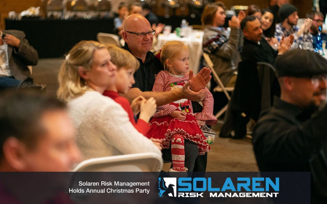 Solaren Risk Management Holds Annual Christmas Party