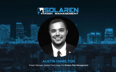 For Immediate Release, Austin Hamilton Leading Solaren's Applied Technology Division