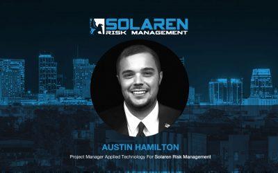 For Immediate Release, Austin Hamilton Leading Solaren's Applied Technology Division