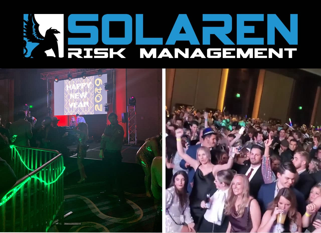 Solaren Rises to the Challenge to Take on Nashville Event Security & Traffic Ringing in New The Year