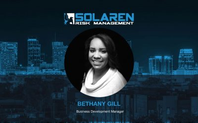 Solaren Risk Management Announcing Bethany Gill as Business Development Manager