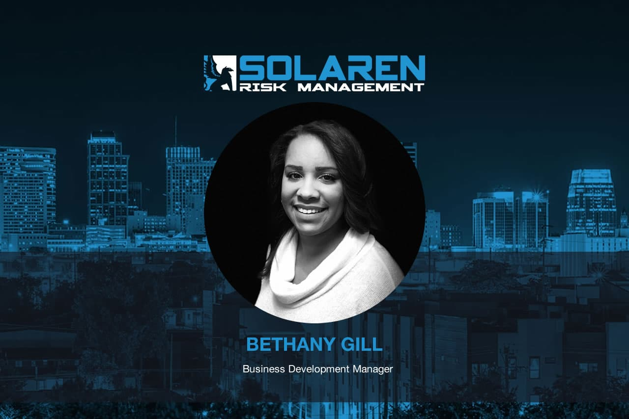Announcing Bethany Gill as Business Development Manager