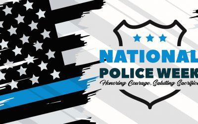 Solaren Risk Management Recognizes Our Law Enforcement Officers During National Police Week