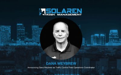 We Are Growing! Announcing Dana Weybrew as Traffic Control Field Operations Coordinator