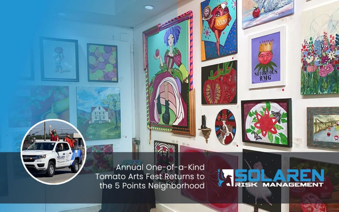 Annual Tomato Arts Festival Returns to the 5 Points Neighborhood