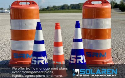 Solaren Offers A Multitude Of Safety & Traffic Control Equipment For Rental To Our Clients, Customers, & Partners
