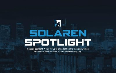 Solaren Spotlight For Security, Law Enforcement, & Traffic Control