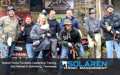 Solaren Hosts Company Leadership Training And Retreat In Gatlinburg, TN