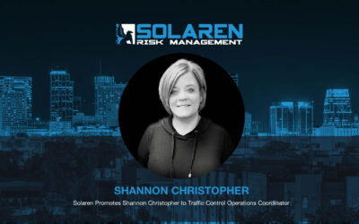 Solaren Promotes Shannon Christopher to Traffic Control Operations Coordinator
